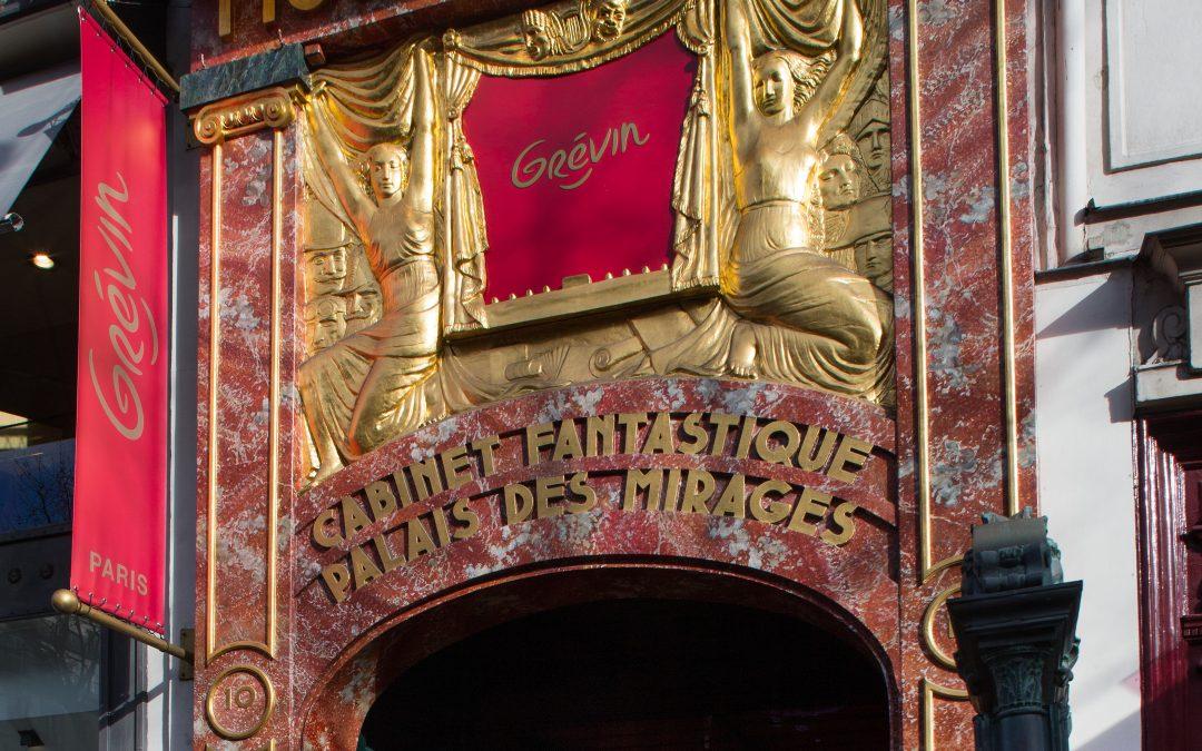 Vacances scolaires: venez vibrer au Musée Grévin!