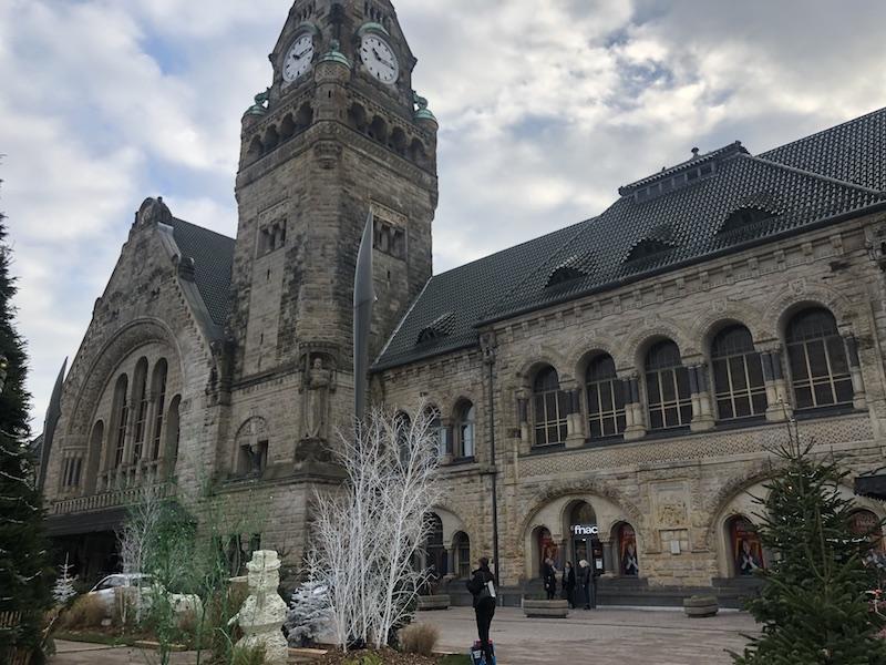 Gare de Metz ville - zenitude profonde le mag