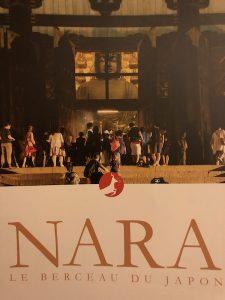 Soirée Nara-Kansai/Japon aux Salons Hoche. Photo Zenitude Profonde le Mag