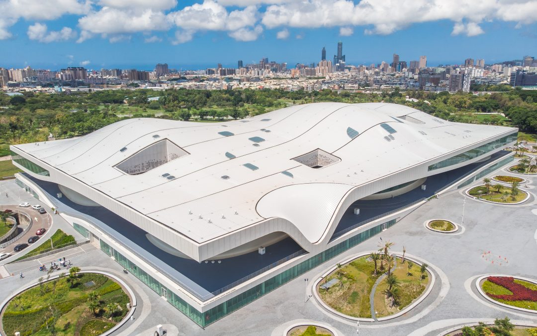 Taiwan a inauguré le plus grand centre d'art du monde