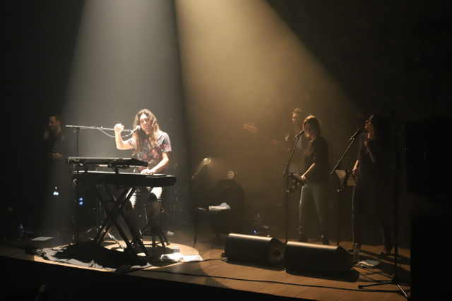 Lulu Gainsbourg, 5 concerts exceptionnels au Café de la Danse