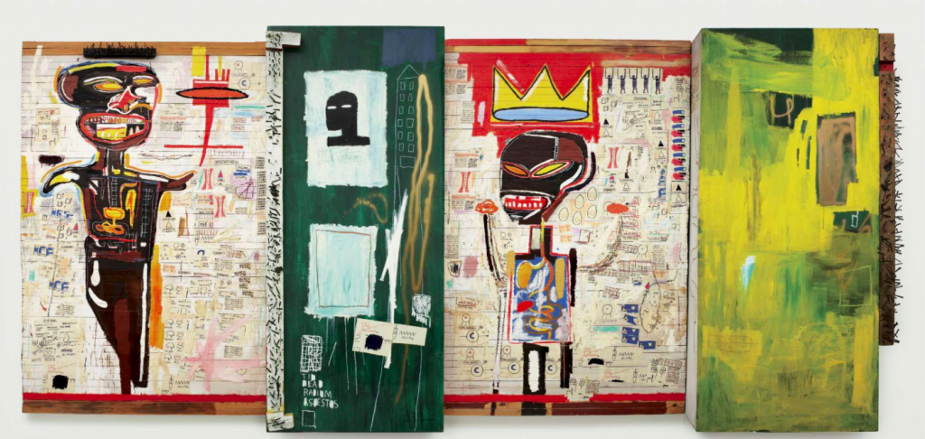 BASQUIAT Fondation Louis Vuitton