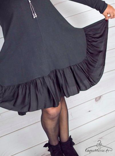 zenitudeprofondelemag.com- Robe noire Coquetterie.fr