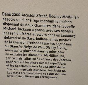 Michael Jackson On the wall