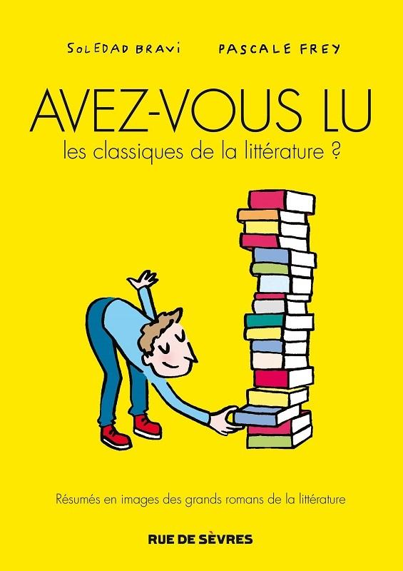 avez-vous lu les classiques de la littérature? - ZENITUDE PROFONDE LE MAG 10 NOUVEAUTÉS À GLISSER AU PIED DU SAPIN