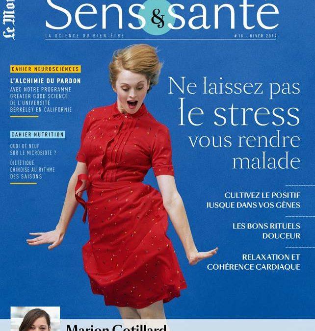 Le Groupe Le Monde lance une nouvelle formule de Sens & Santé