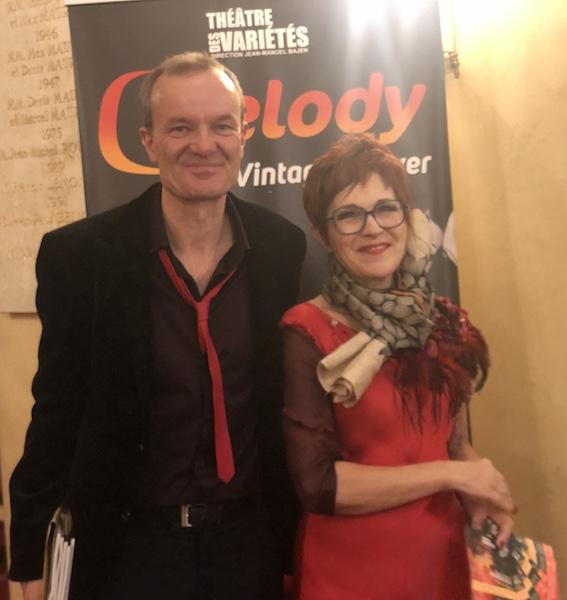 Anne Peko & Pierre-Michel Sivadier