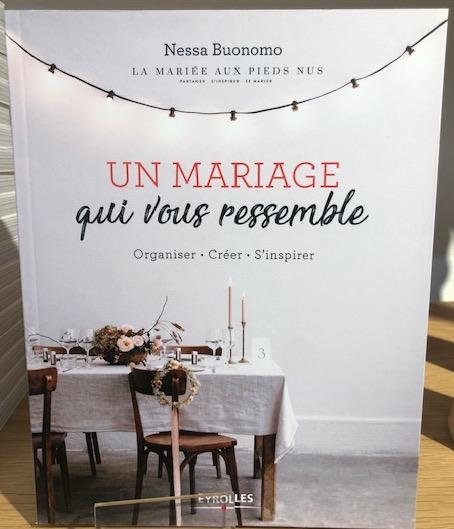 un mariage qui vous ressemble de Nessa Buonomo