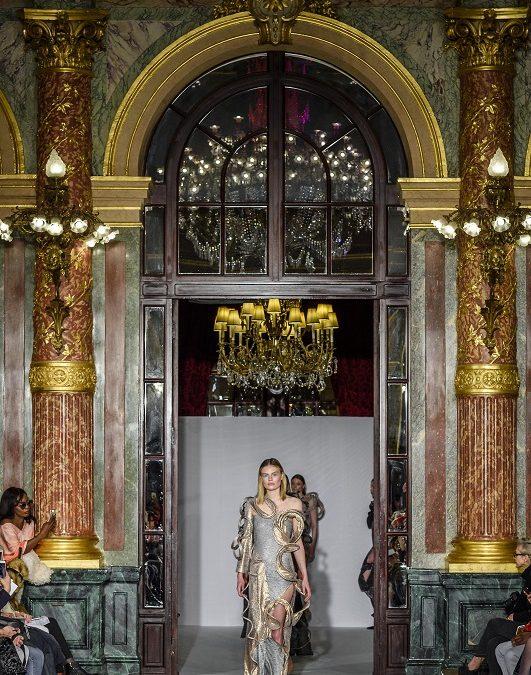 Paris Haute Couture Fashion Week, le défilé PATUNA
