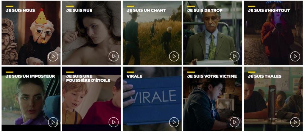 NIKON FILM FESTIVAL 2019 les sélectionnés