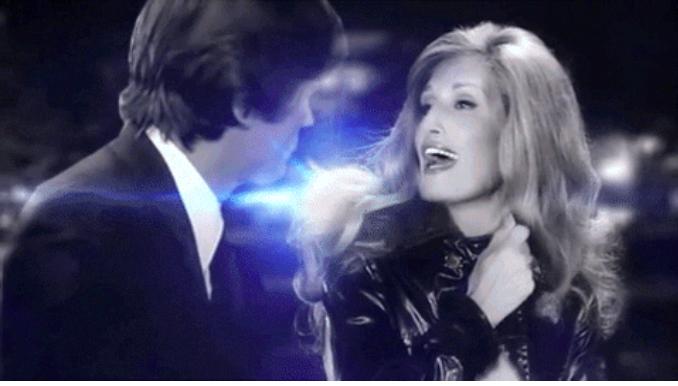 DALIDA – DELON : le tout premier clip de la chanson iconique…