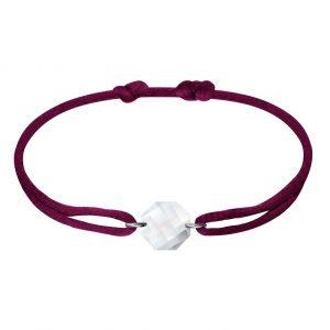 Bracelet cristal porte bonheur MV CRISTAL