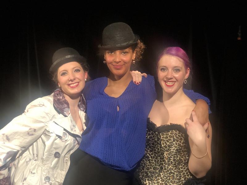 Tellement Cabaret - Theatre La croisée des chemins