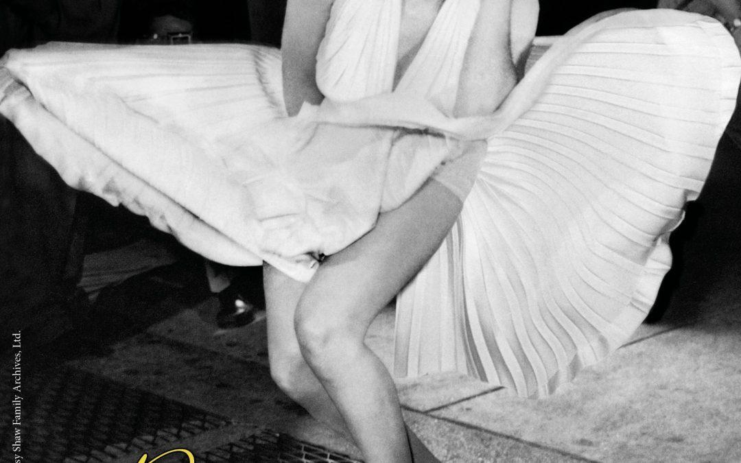 DIVINE MARILYN : Sam Shaw, Milton Greene et Bert Stern immortalisent Marilyn Monroe à la Galerie Joseph