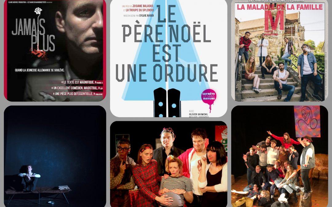 Théâtre: les pièces à voir absolument avant la fin du mois!