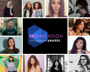 10 FINALISTES DU E-Fashion Awards 2019