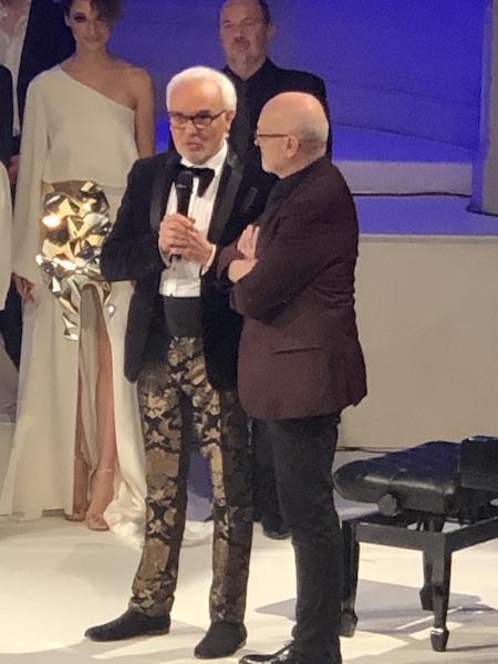 Michel Dervyn et Jean-Luc Minetti