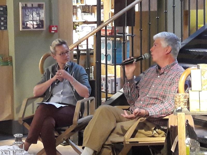 Conférence permaculture Nature et Découvertes - Charles Hervé-Gruyer