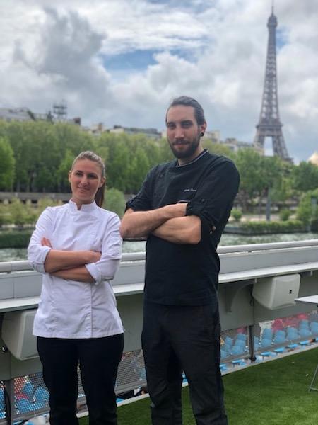Romain Casas chef du restaurant LE CLUB -©zenitudeprofondelemag.com