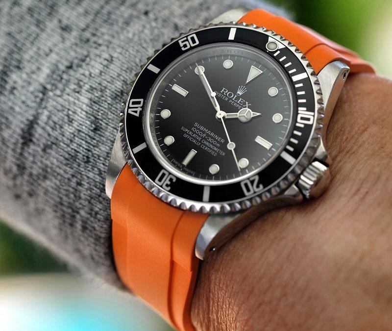 Nouveauté chez Zealande, la marque de bracelets haut de gamme pour les montres de luxe.