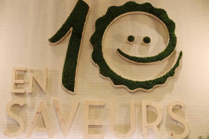 EN 10 SAVEURS LE NOUVEAU RESTO À DÉCOUVRIR D'URGENCE À LEVALLOIS-PERRET
