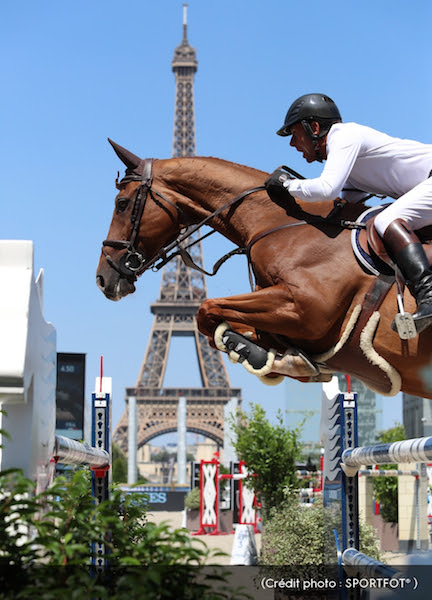 6ème edition du LONGINES GLOBAL CHAMPIONS TOUR – LONGINES PARIS EIFFEL JUMPING