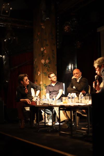 Patrick Eudeline, Tim Duc, Bertrand Dicale, Frederic Taddeï