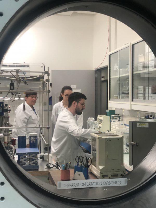 Equipe scientifique du C2RMN