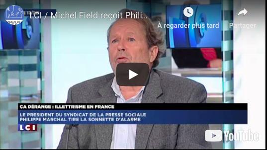 Philippe-Marchal-président -Syndicat-Presse-Sociale