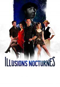 Illusions nocturnes de Pascal Lacoste et Juliette Moltes