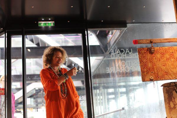 Bouchine - FLUCTUART QUAI D'ORSAY exposition permanente Zenitudeprofondelemag.com