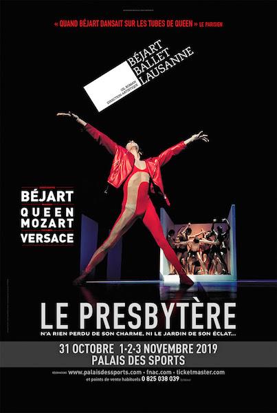 LE BÉJART BALLET LAUSANNE REVIENT À PARIS AVEC LE BALLET LE PRESBYTÈRE