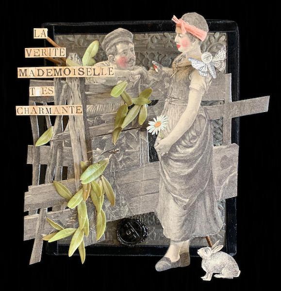 Pour sa première exposition de la rentrée, la Galerie Artistik Rezo accueille l'artiste Madame.