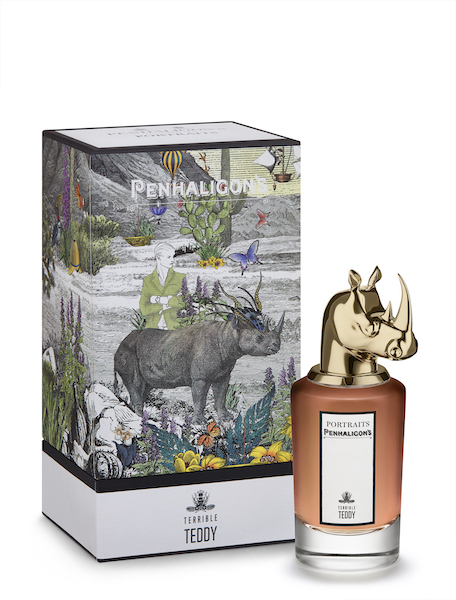 zenitudeprofondelemag.com PENHALIGON'S LONDON TERRIBLE TEDDY