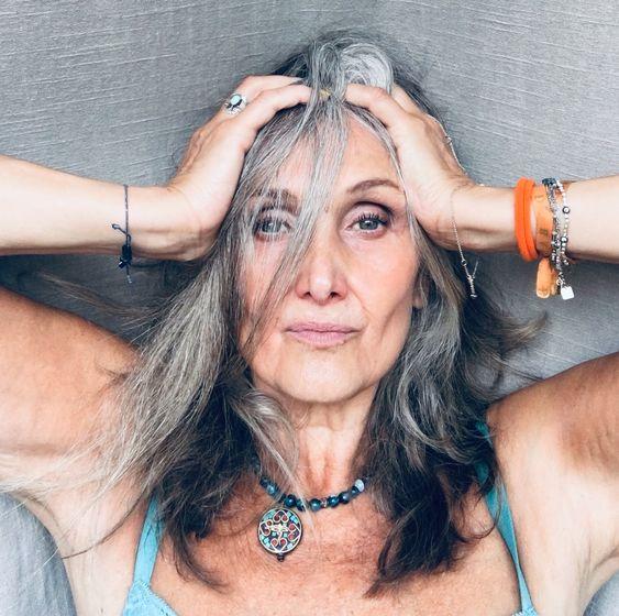 RENCONTRE AVEC …CAROLINE IDA ALIAS FIFTYYEARS OF A WOMAN