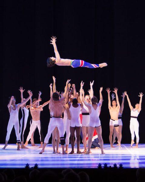 Ballet Béjart Lausanne le presbytere credit photo ilia chkolnik
