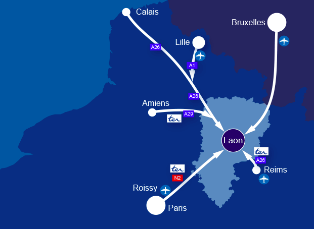 Laon - Aisne - Zenitudeprofondelemag.com