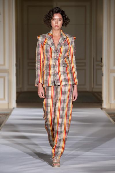 aligna liu fashion show - Hotel Intercontinental Paris