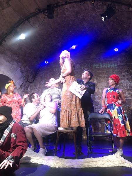 Les Cancans de Carlo Goldoni - Theatre de Nesle - ©zenitudeprofondelemag.com