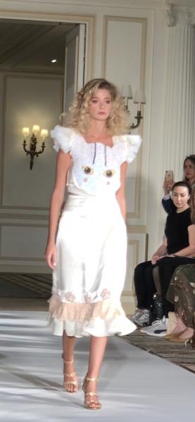 alianna liu fashion show- Hotel Intercontinental Paris Scribe-Zenitude profonde le mag