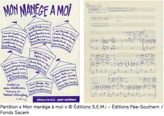 HISTOIRE DE LA SACEM, UNE PLONGÉE DANS LE PATRIMOINE MUSICAL FRANÇAIS