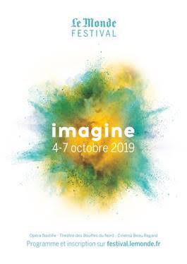 Cette année, c'est la chanson «Imagine», de John Lennon, qui guide la programmationde la 6e édition du Monde Festival…