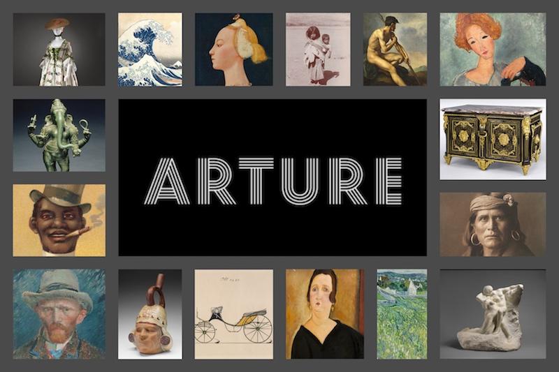 ARTURE, L'APPLI QUI MET L'ART À PORTÉE DE CLIC