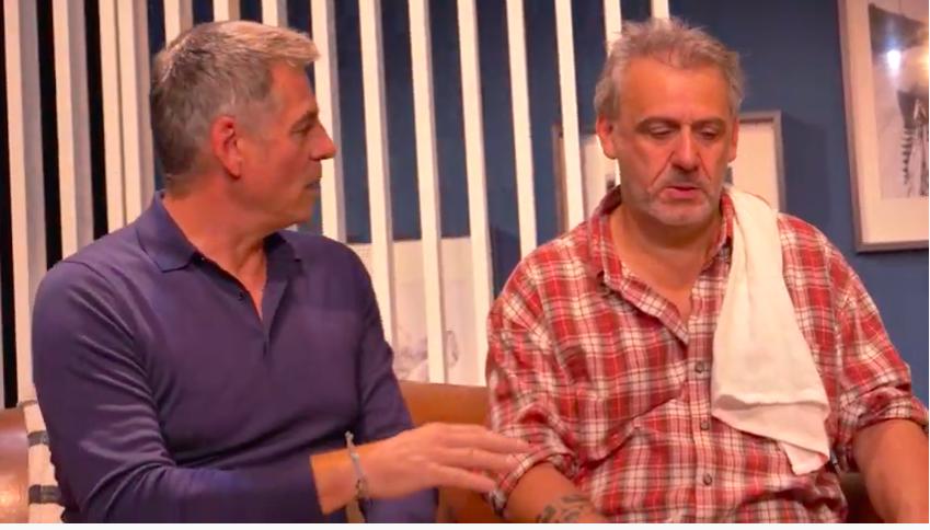 Bruno Gaccio & Philippe Giangreco - Les Pâtes à l'ail