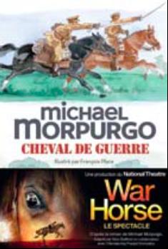WAR HORSE MICHAEL MORPURGO Gallimard Jeunesse