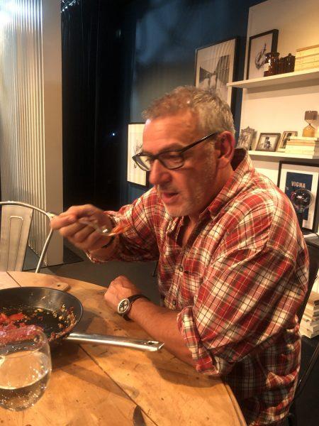 Philippe Giangreco- Les Pâtes à l'ail - ©zenitudeprofondelemag