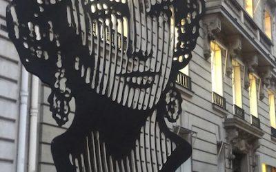 GV MONUMENTAL, PLUS DE 60 SCULPTURES GÉANTES À CIEL OUVERT AVENUE GEORGE V!