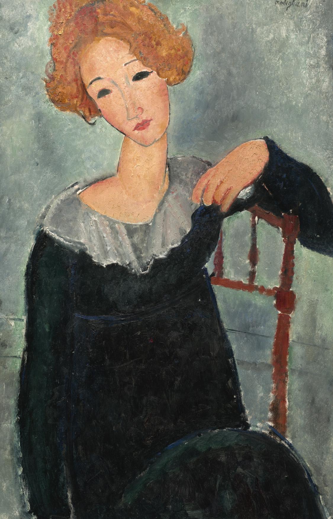A.Modigliani