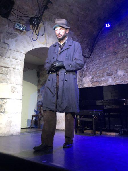 Jérôme Deschamps - LE RÊVE D'UN DROLE D'HOMME DE DOSTOïEVSKI - Théâtre de Nesle - ©Zenitudeprofondelemag.com