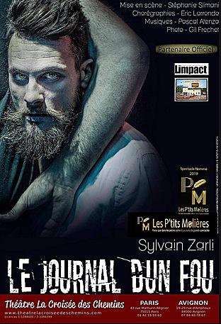 LE JOURNAL D'UN FOU AU THÉÂTRE DE LA CROISÉE DES CHEMINS
